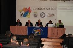 ASAMBLEA F.C.A. 2012 en La Palma