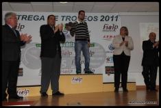 GALA ENTREGA DE TROFEOS 2011