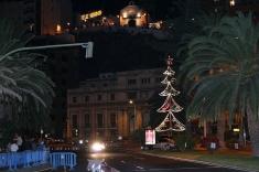 I Slalom Navidad Santa Cruz de La Palma