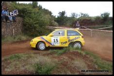 XIV Rallye de Tierra Isla Verde (14 de Mayo)