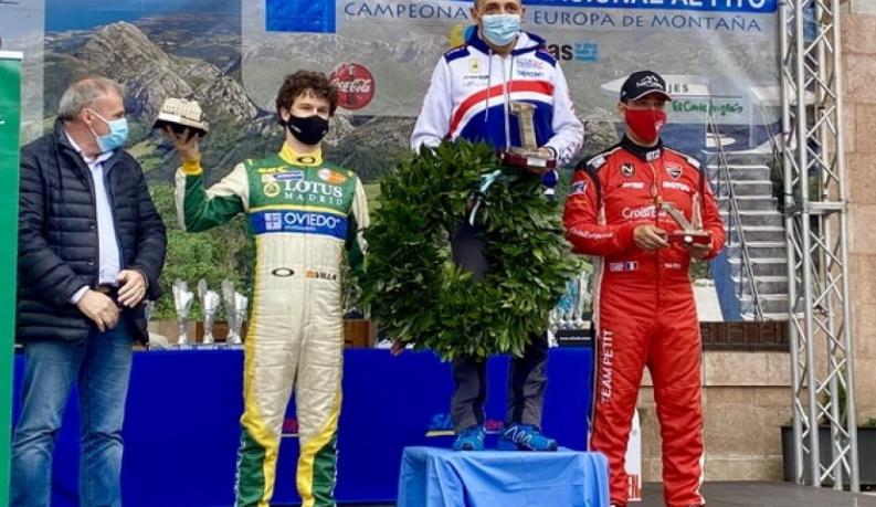 Segunda posición en el Campeonato de Europa, con triunfo en su grupo, y victoria en el Campeonato de España para Javi Villa con el BRC BR53