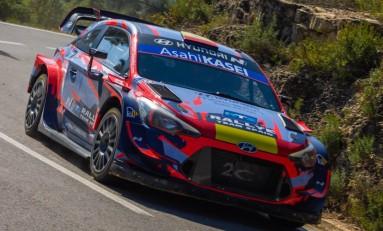 El RTS debuta en la categoría reina del WRC