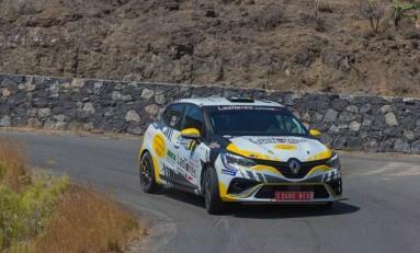 El equipo Las Torres Automoción, preparado para el Rallye de Maspalomas