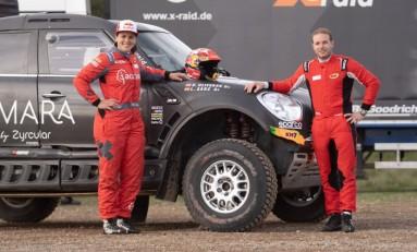Laia Sanz se estrena con un Mini en un test previo al Andalucía Rally