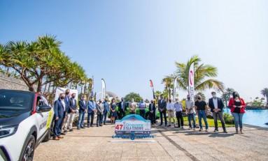 Presentado el 47 Rally Orvecame Isla Tenerife