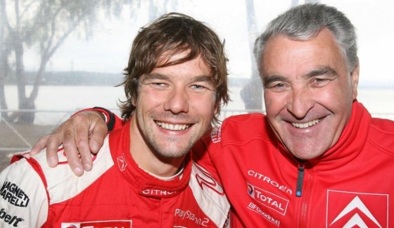 Loeb y Citroën: La pareja perfecta