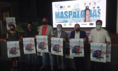 El 48 Rallye de Maspalomas presenta su lista de inscritos