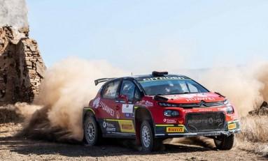 Solans y Citroën vencen en el S-CER
