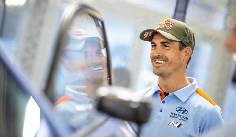 Sordo seguirá en Hyundai Motorsport en 2022