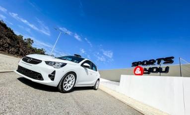 El Opel Corsa Rally4 de Sports & You Canarias debutará en el Rally Orvecame Isla Tenerife