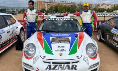Aznar y Galán inician en Gandía su temporada en el campeonato de la Comunidad Valenciana