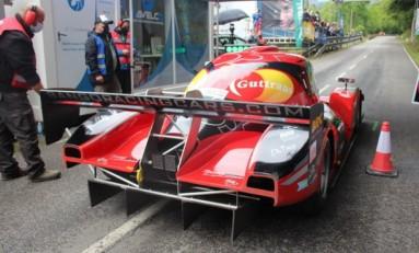 Javi Villa en busca de otro triunfo con el BRC BR53 en la tercera prueba del campeonato de España de Montaña