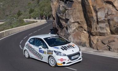 Suspendida la edición 2021 del Rallysprint Tenerife Sur